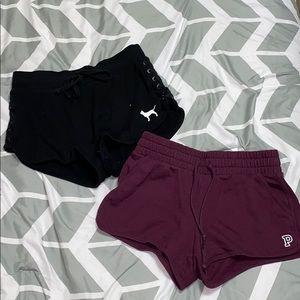 VS Pink Shorts! 2/$20!
